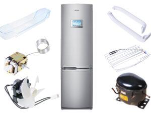 Запчасти для холодильного оборудования