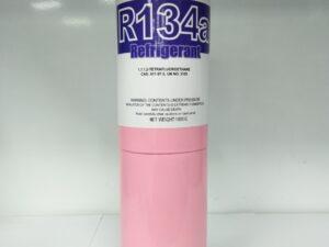 Фреон 134 (1 кг.с клапаном розовый)
