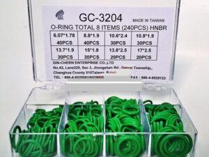 Набор резиновых колец GС-3204