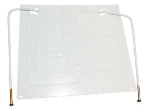 Испаритель 450х400 2-кан.0,5м б/капил.